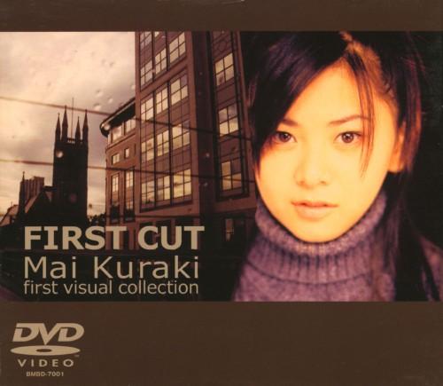 【中古】倉木麻衣/FIRST CUT 【DVD】/倉木麻衣