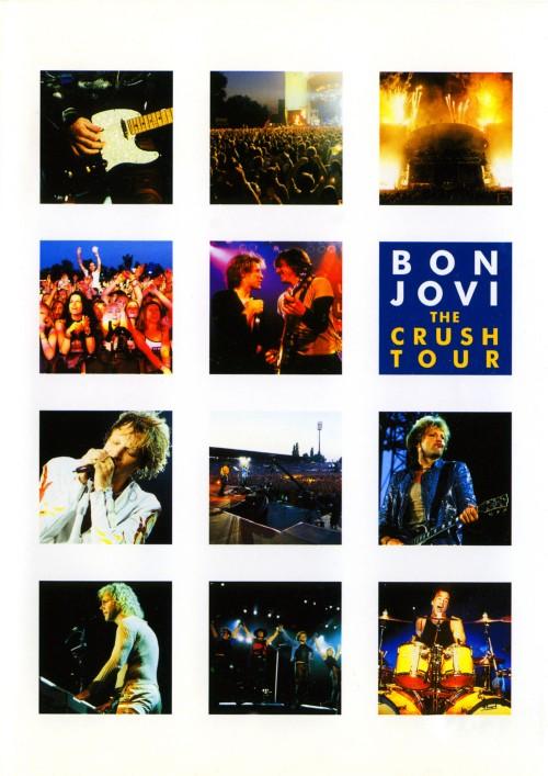 【中古】ボン・ジョヴィ/CRUSH 2000 TOUR ライヴ・イン・チュ… 【DVD】/ボン・ジョヴィ