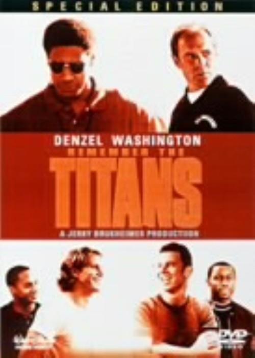 【中古】タイタンズを忘れない 特別版 【DVD】/デンゼル・ワシントン