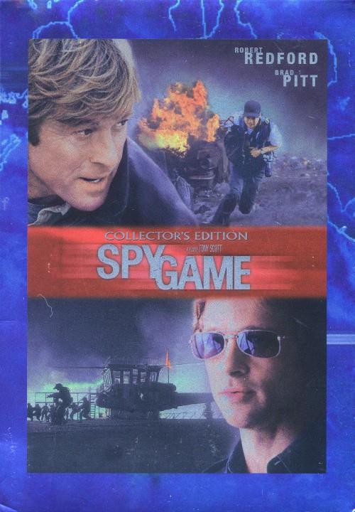 【中古】スパイ・ゲーム 【DVD】/ブラッド・ピット