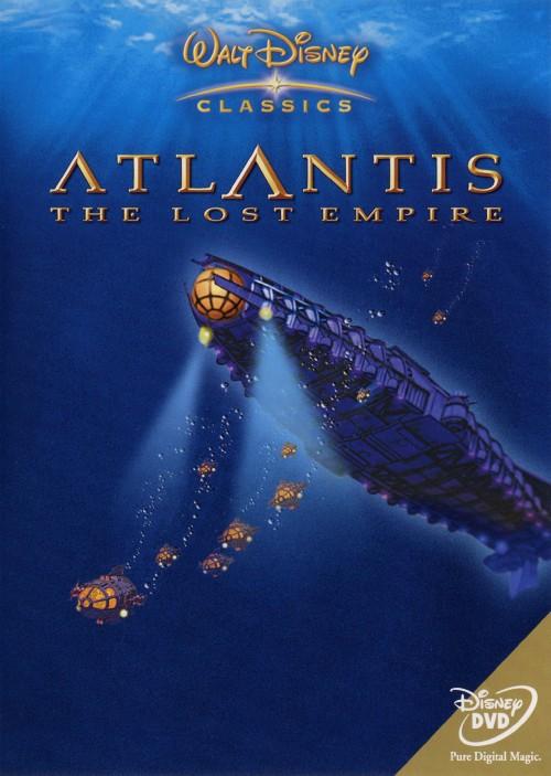 【中古】アトランティス 失われた帝国 【DVD】/マイケル・J・フォックス