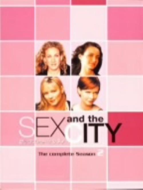 【中古】SEX and the CITY 2nd BOXセット 【DVD】/サラ・ジェシカ・パーカー