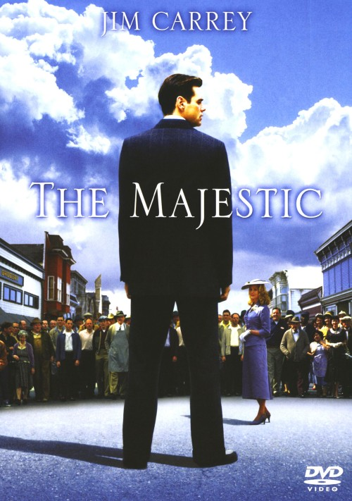 【中古】マジェスティック 特別版 (2001) 【DVD】/ジム・キャリー