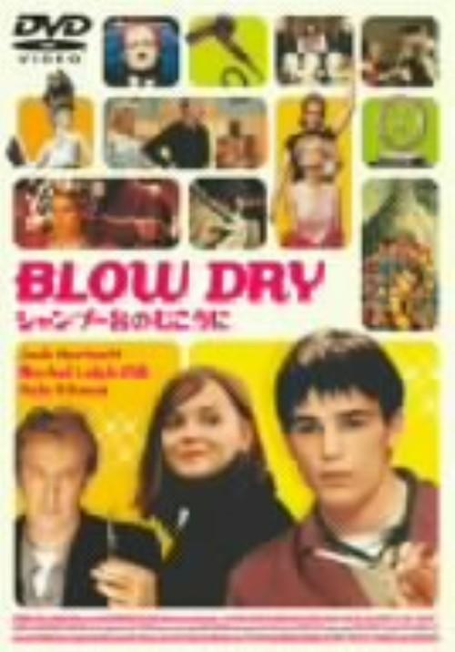 【中古】BLOW DRY シャンプー台のむこうに 【DVD】/ジョシュ・ハートネット