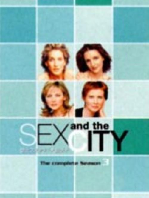 【中古】SEX and the CITY 3rd BOXセット 【DVD】/サラ・ジェシカ・パーカー