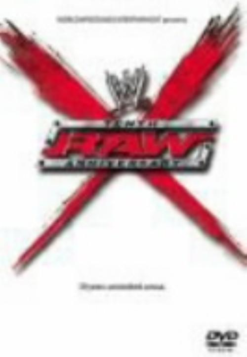 【中古】WWE RAW 10th アニバーサリー 【DVD】/ザ・ロック