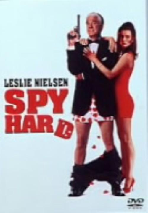 【中古】スパイ・ハード 【DVD】/レスリー・ニールセン