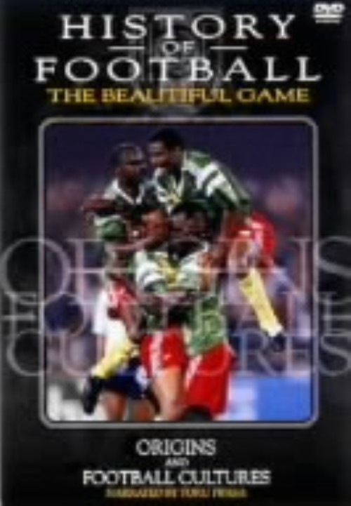 【中古】1.HISTORY OF FOOTBALL 【DVD】