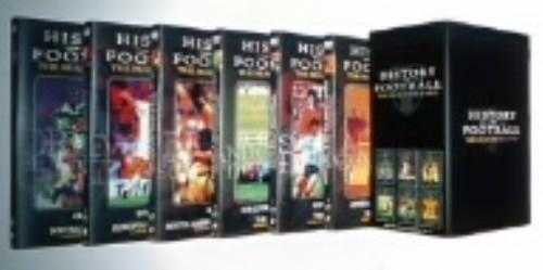 【中古】HISTORY OF FOOTBALL BOX 【DVD】/クリスティアーノ・ロナウド