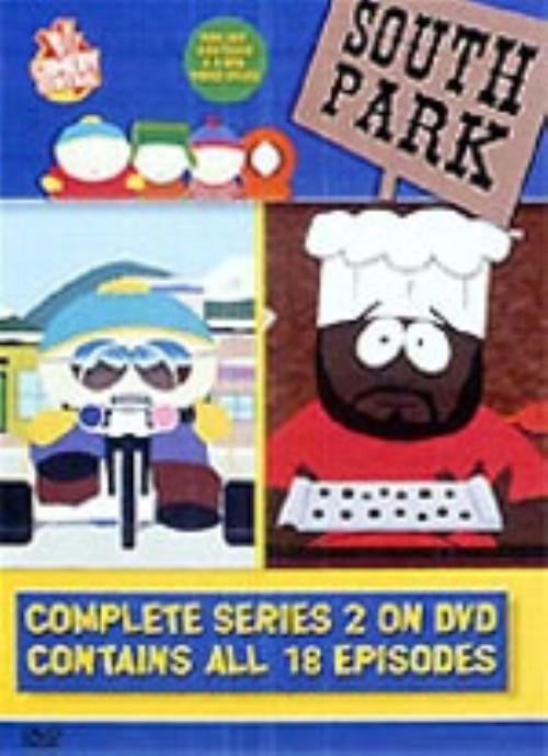 【中古】サウスパーク 2nd BOX 【DVD】