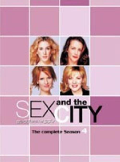 【中古】SEX and the CITY 4th BOXセット 【DVD】/サラ・ジェシカ・パーカー