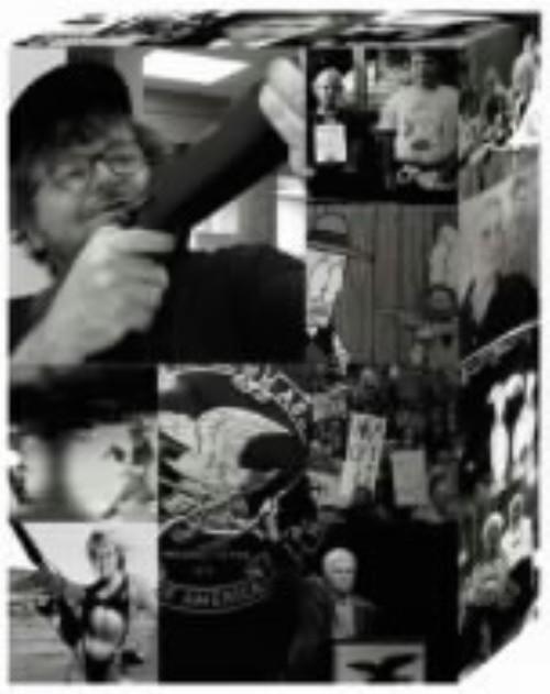 【中古】初限)マイケル・ムーア アポなしBOX 【DVD】/マイケル・ムーア