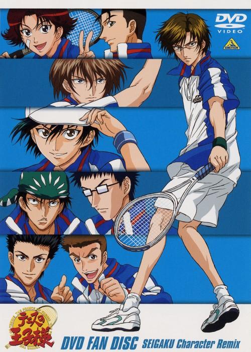 【中古】テニスの王子様 FAN DISC SEIGAKU Characte 【DVD】/皆川純子