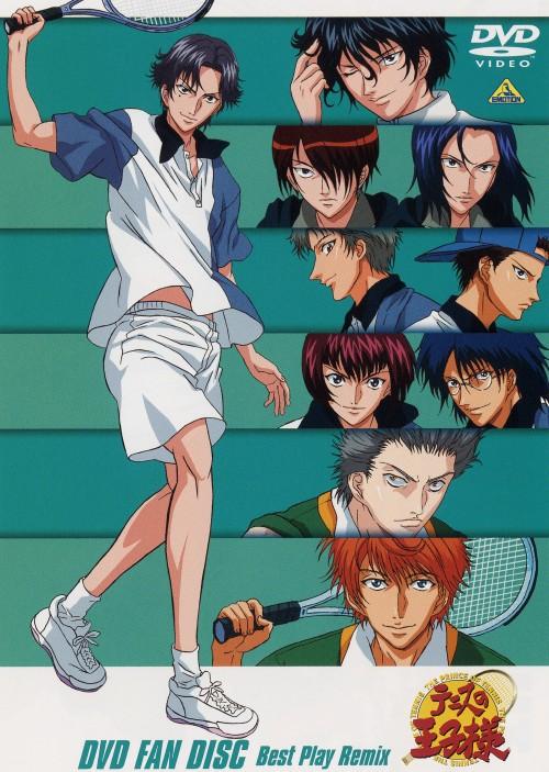 【中古】テニスの王子様 FAN DISC Best Play Remix 【DVD】/皆川純子