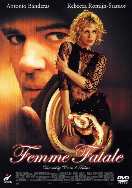 【中古】ファム・ファタール (2002) 【DVD】/レベッカ・ローミン=ステイモス