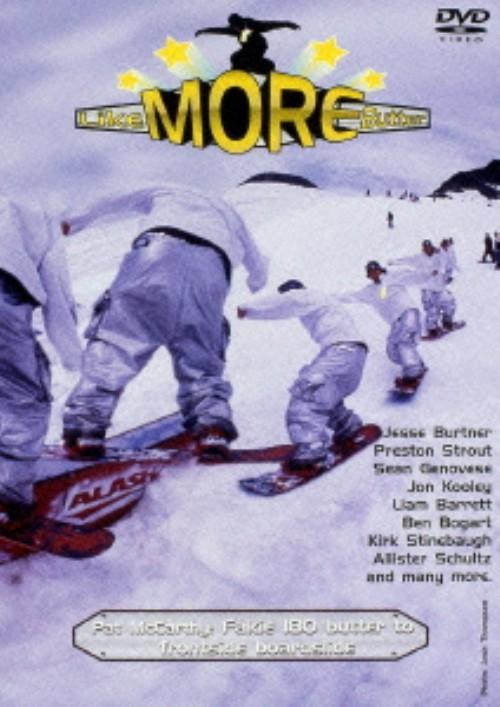 【中古】Like MORE Butter 【DVD】