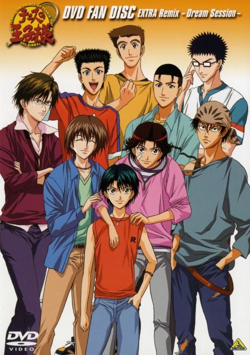 【中古】テニスの王子様 FAN DISC EXTRA Stage 【DVD】/皆川純子