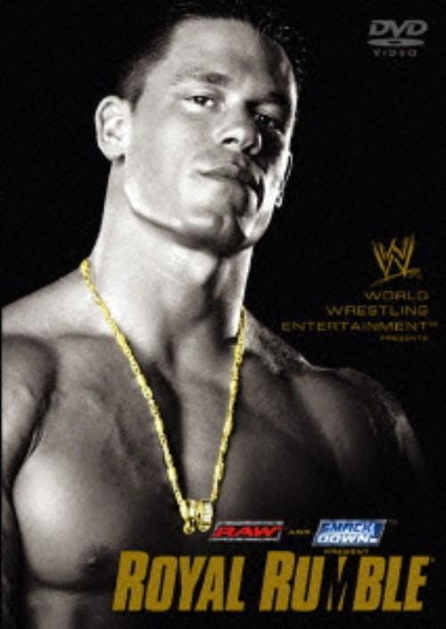 【中古】WWE ロイヤルランブル 2004 【DVD】
