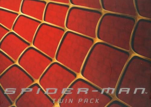 【中古】初限)スパイダーマン ツインパック 【DVD】/トビー・マグワイア