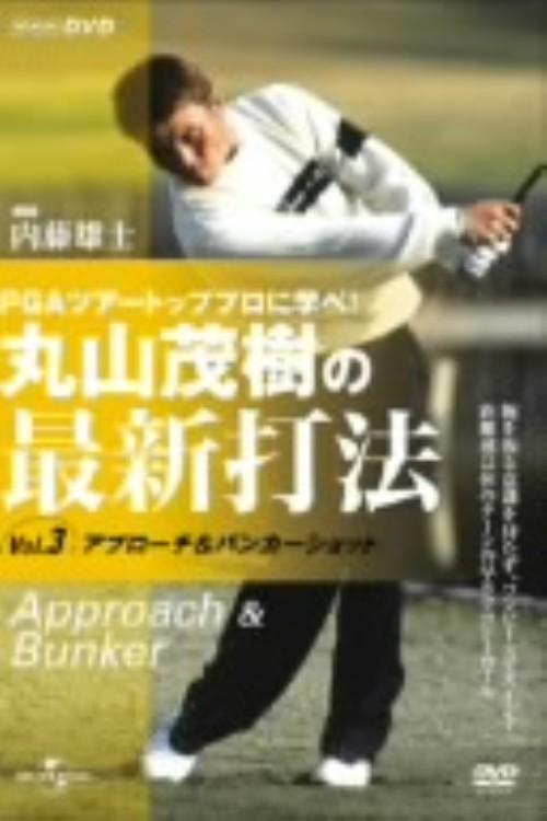 【中古】3.丸山茂樹の最新打法 【DVD】