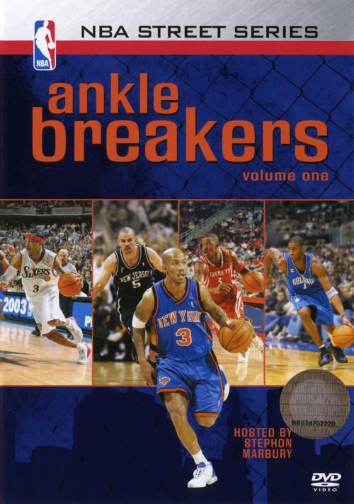 【中古】NBAストリートシリーズ アンクル・ブレーカーズ 特別版 【DVD】