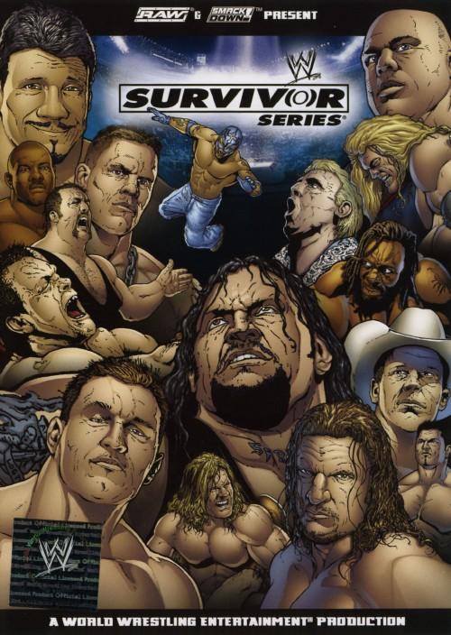 【中古】WWE サバイバーシリーズ2004 【DVD】