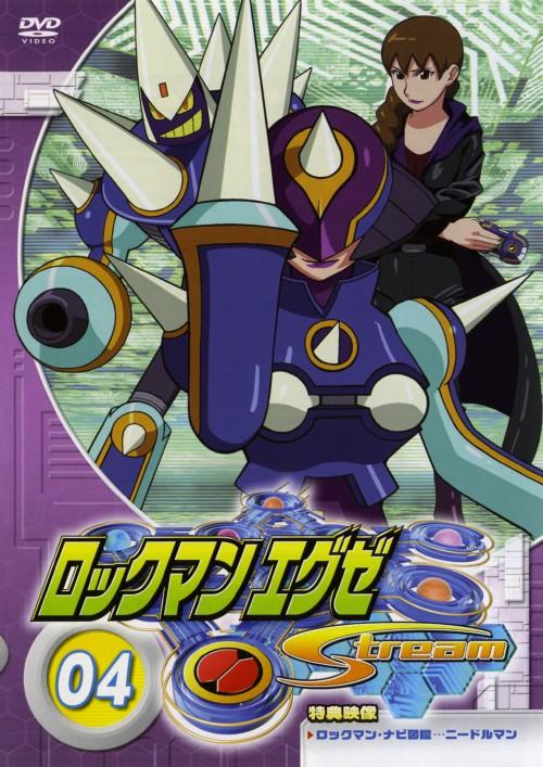 【中古】4.ロックマンエグゼ ストリーム 【DVD】/比嘉久美子
