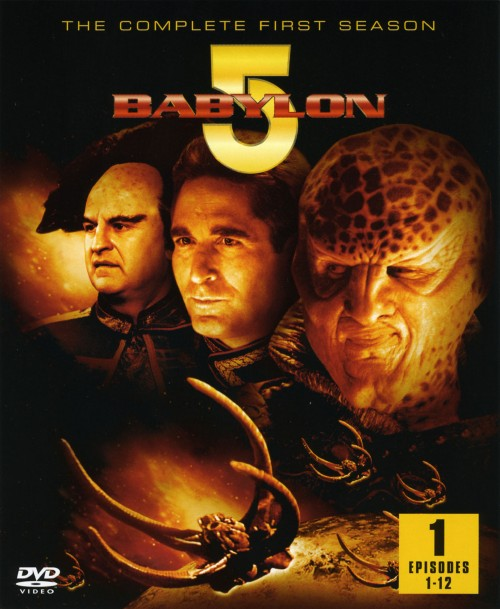 【中古】1.バビロン5 1st セット 【DVD】/マイケル・オーヘア