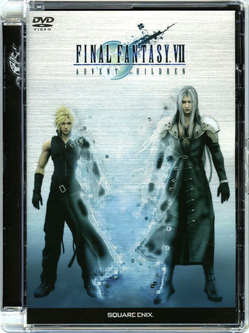 【中古】FINAL FANTASY 7 ADVENT CHILDREN PIECES… 【DVD】/櫻井孝宏
