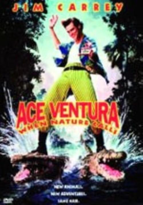 【中古】2.エース・ベンチュラ ジム・キャリーのエースにおま…(完) 【DVD】/ジム・キャリー