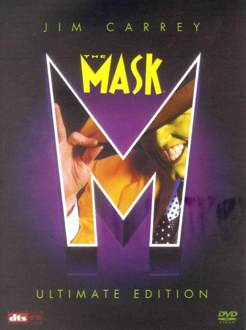 【中古】初限)マスク (1994) アルティメット・ED 【DVD】/ジム・キャリー