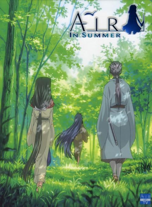 【中古】初限)AIR IN SUMMER 【DVD】/西村ちなみ