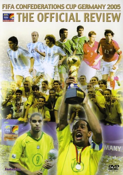 【中古】FIFA コンフェデ…ドイツ2005 大会総集編 【DVD】