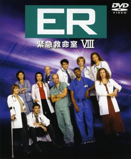 【中古】2.ER 緊急救命室 8thセット 【DVD】/アンソニー・エドワーズ
