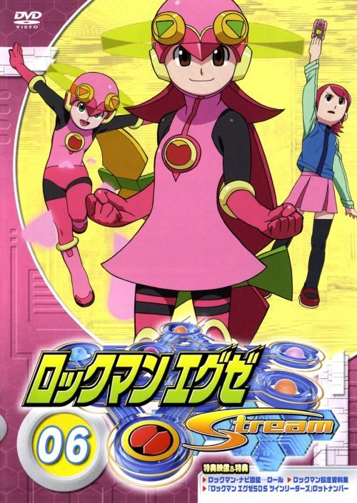 【中古】6.ロックマンエグゼ ストリーム 【DVD】/比嘉久美子
