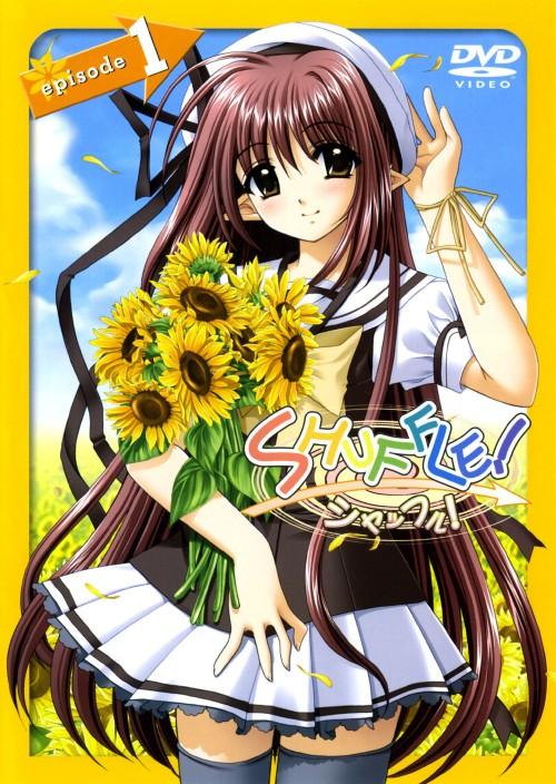 【中古】1.SHUFFLE! 【DVD】/杉田智和