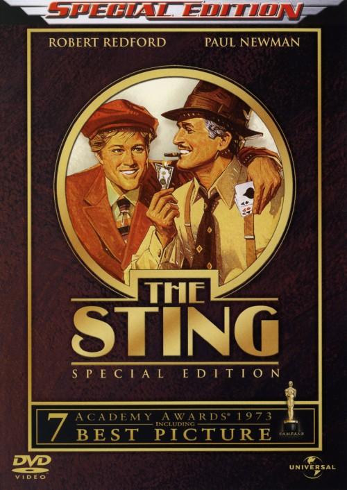 【中古】スティング SP・ED 【DVD】/ロバート・レッドフォード