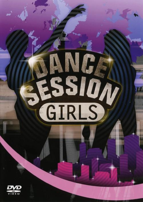 【中古】DANCE SESSION GIRLS 【DVD】
