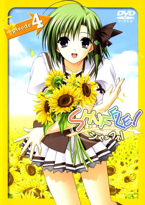【中古】4.SHUFFLE! 【DVD】/杉田智和