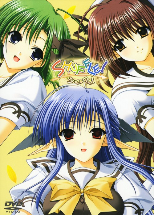 【中古】初限)5.SHUFFLE! 【DVD】/杉田智和
