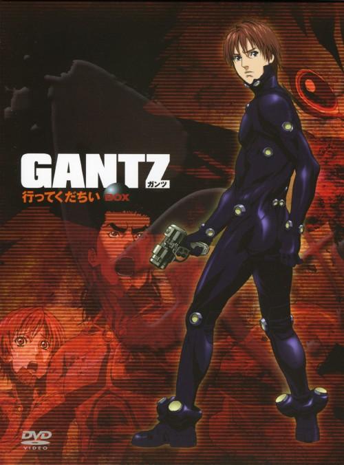 【中古】1.GANTZ BOX 【DVD】/浪川大輔
