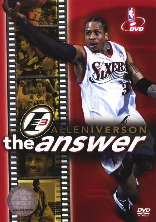 【中古】アレン・アイバーソン/THE ANSWER 【DVD】