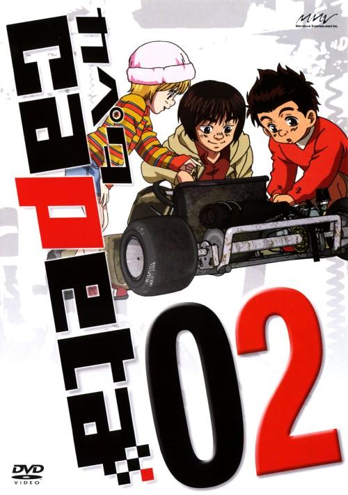 【中古】2.カペタ 【DVD】/安達直人