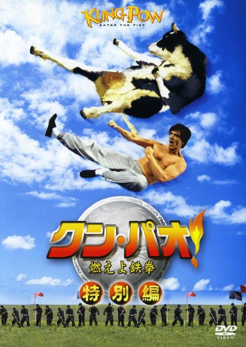 【中古】初限)クン・パオ! 燃えよ鉄拳 特別編 【DVD】/スティーブ・オーデカーク
