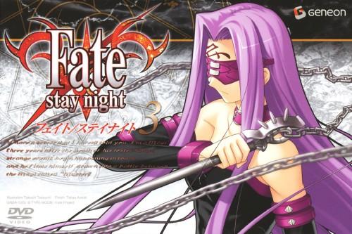 【中古】3.Fate/stay night 【DVD】/杉山紀彰