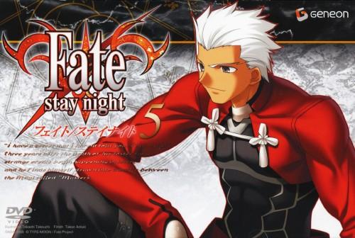 【中古】5.Fate/stay night 【DVD】/杉山紀彰