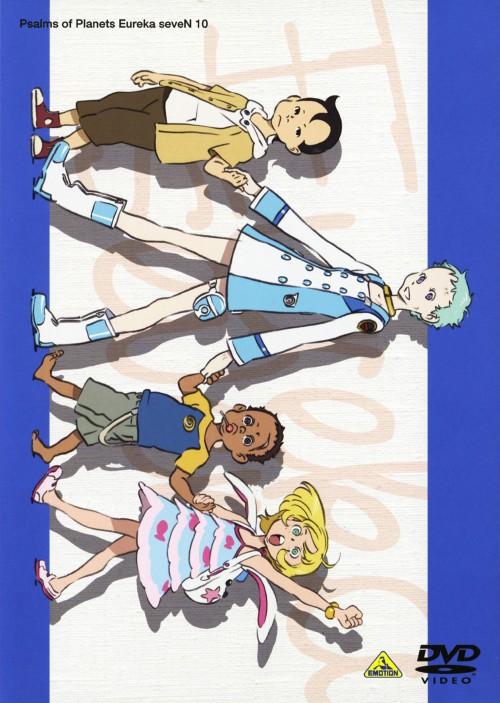 【中古】10.交響詩篇エウレカセブン 【DVD】/三瓶由布子
