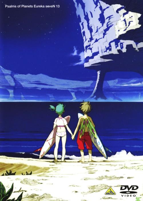 【中古】13.交響詩篇エウレカセブン (完) 【DVD】/三瓶由布子