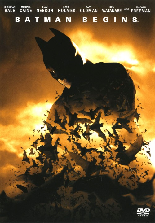 【中古】期限)バットマン ビギンズ 【DVD】/クリスチャン・ベール