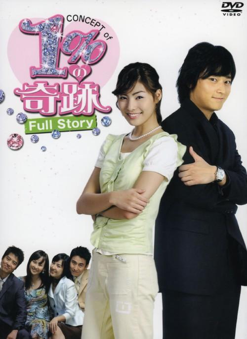【中古】CONCEPT of 1%の奇跡 Full story 【DVD】/カン・ドンウォン